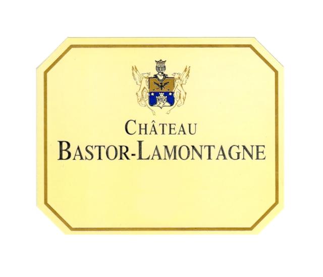 CHÂTEAU BASTOR LAMONTAGNE